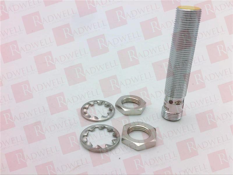 Turck 1634804 Proximity Sensor NEW Bi4U-M12-AP6X-H1141