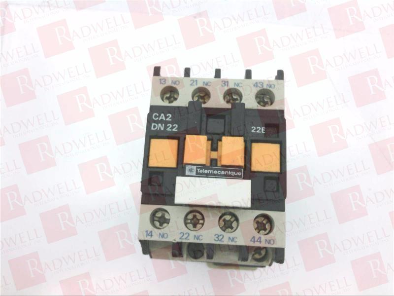 Ca2 dn22 ca2-dn22 Telemecanique contactor Coil voltage 230vac 50//60hz