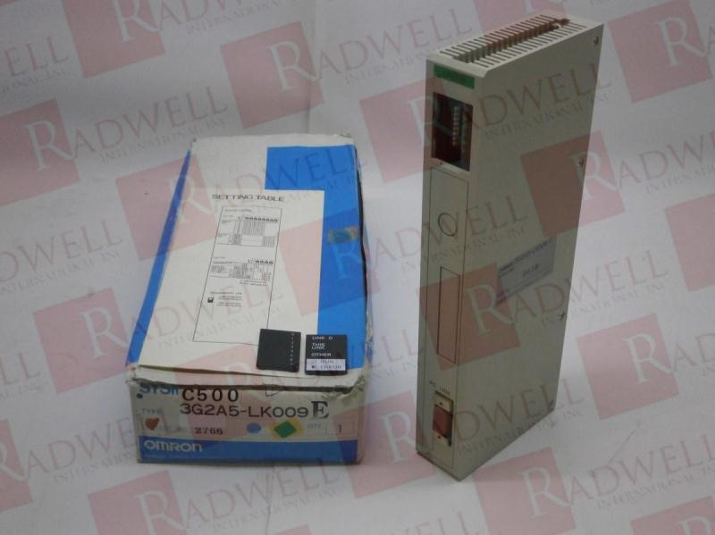 OMRON C500-LK009-E 1