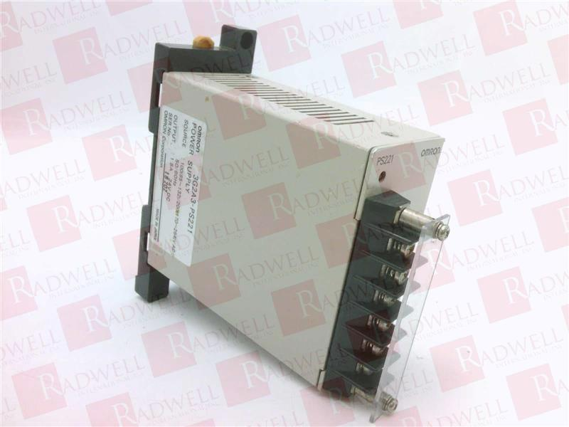 OMRON 3G2A3-PS221 0