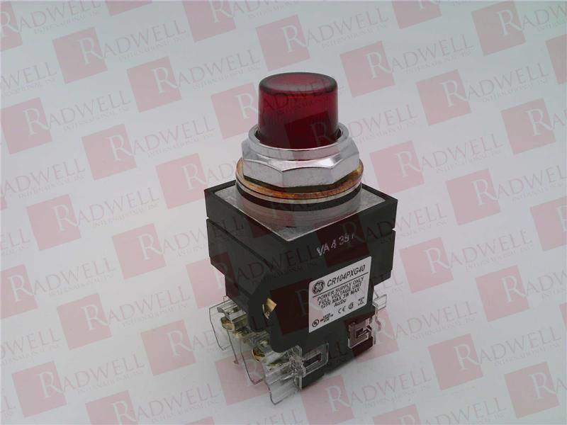 GENERAL ELECTRIC CR104PBL11R1L2