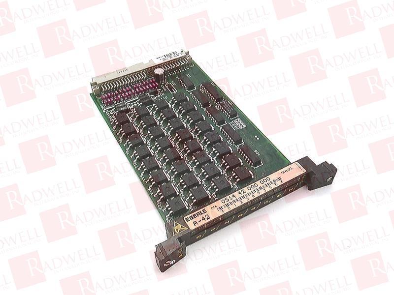 SCHNEIDER ELECTRIC 0514-42-000-000 1