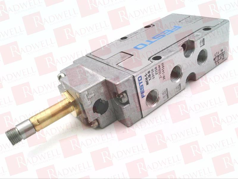 FESTO ELECTRIC MFH-5-1/8-B