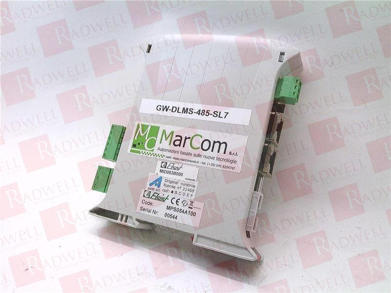 MARCOM INDUSTRIES GW-DLMS-485-SL7