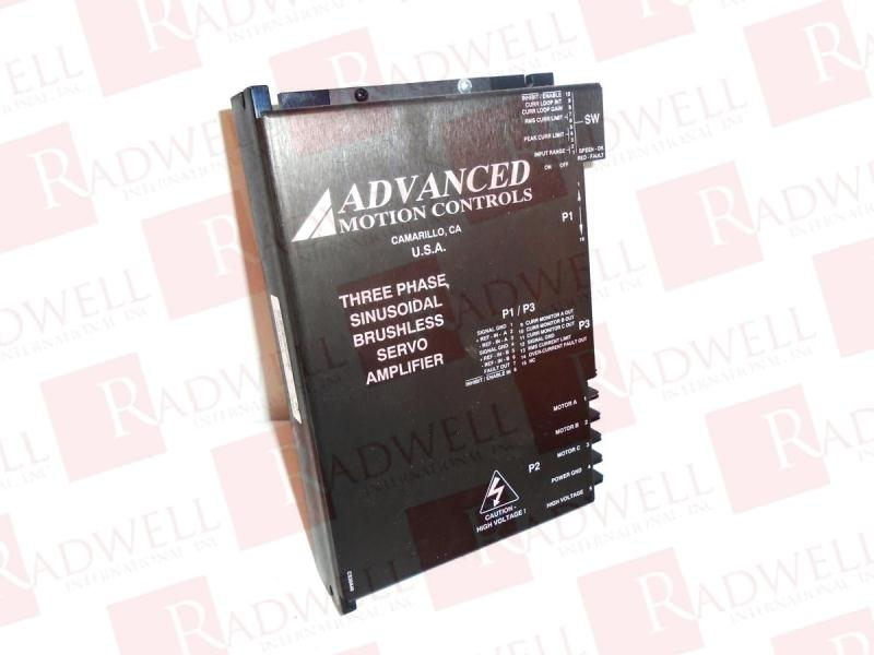 ADVANCED MOTION CONTROLS S30A40C
