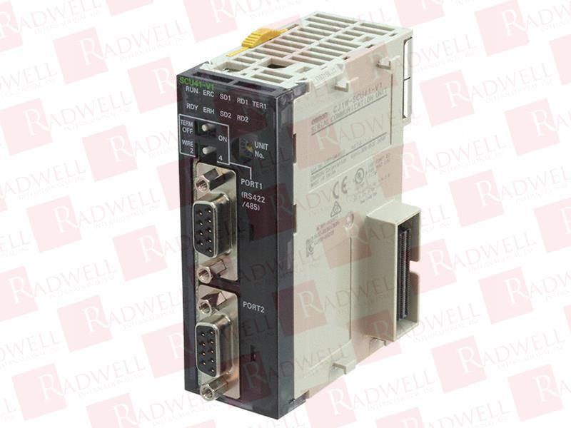 OMRON CJ1W-SCU41-V1