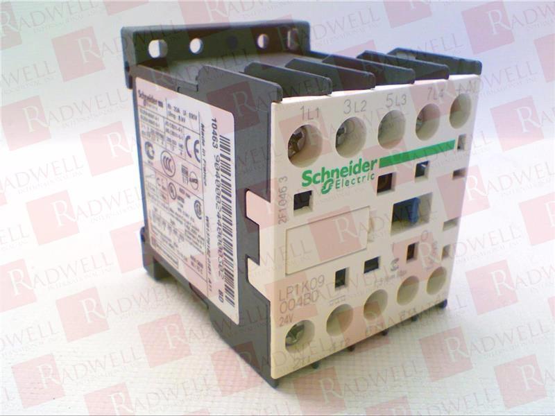 SCHNEIDER ELECTRIC LP1K09004BD