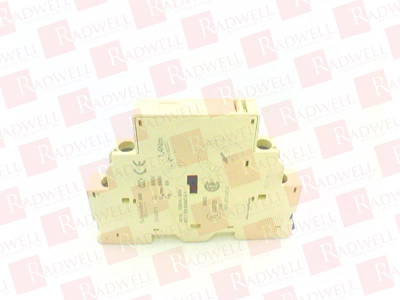 SCHNEIDER ELECTRIC GVAN11 1