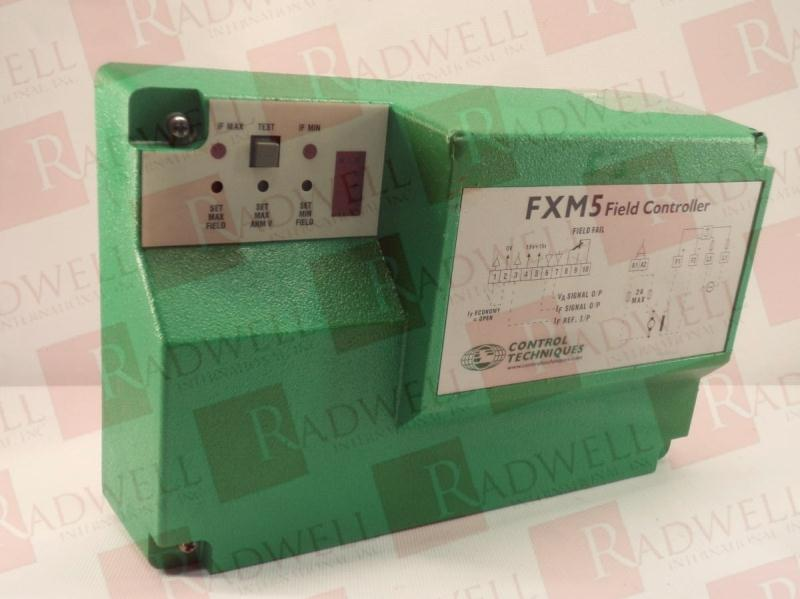 CONTROL TECHNIQUES FXM5