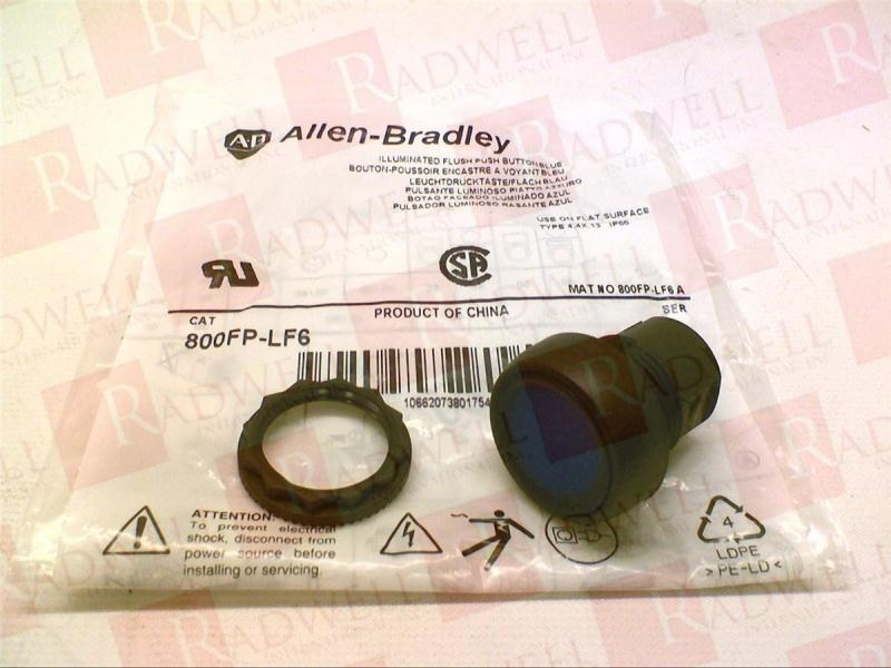ALLEN BRADLEY 800FP-LF6