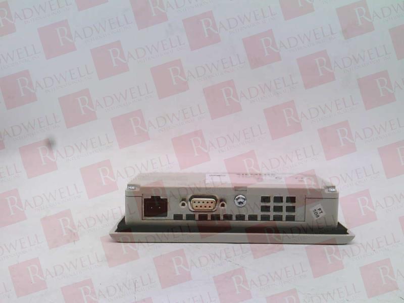 ONE USED Siemens operator interface 6av6 641-0aa11-0ax0