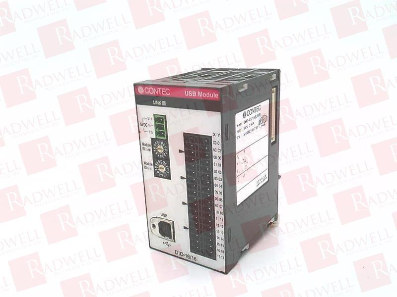 CONTEC DIO-16/16(USB)