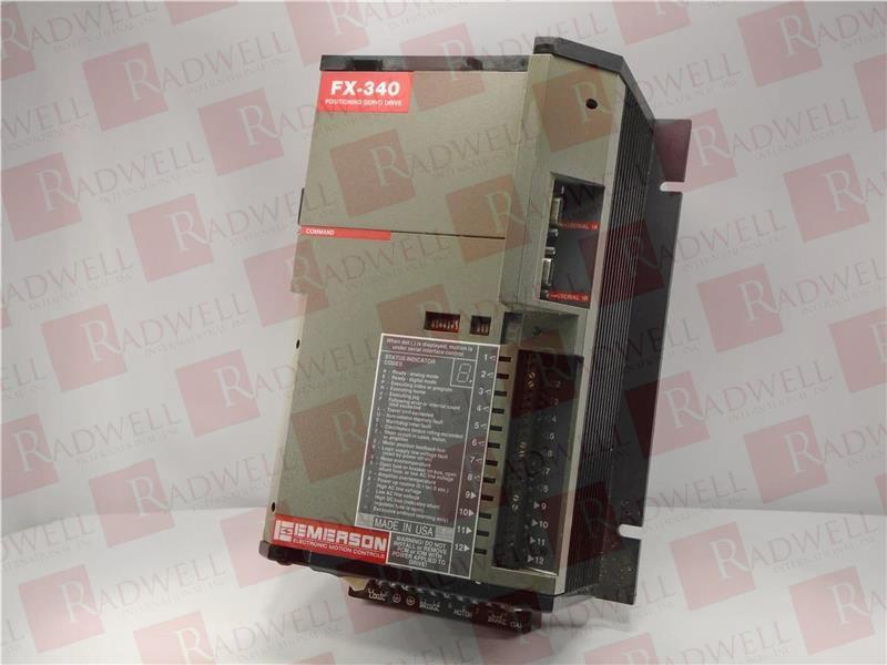 NIDEC CORP FX-340