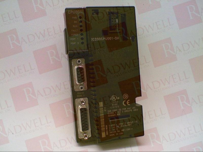 FANUC IC200CPU001