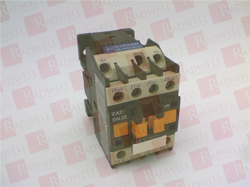 SCHNEIDER ELECTRIC CA2-DN22-M7 2