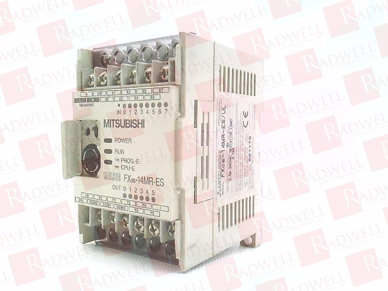 MITSUBISHI FX0S-14MR-ES/UL