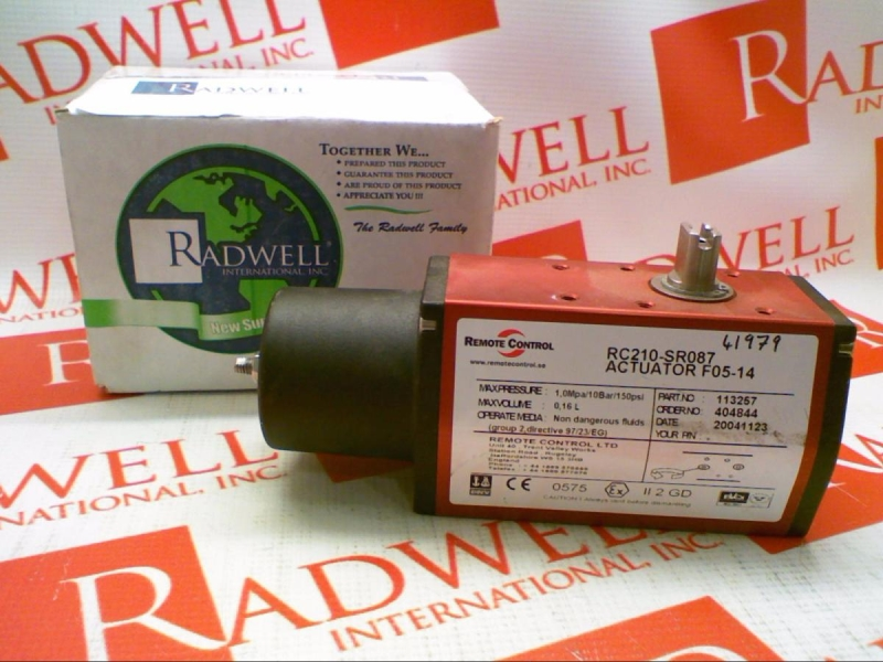 RC210-SR087 by REMOTE CONTROL TECHNOLOGY - Buy or Repair at Radwell