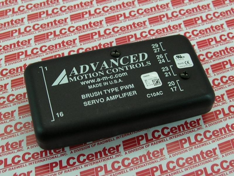 ADVANCED MOTION CONTROLS 10A8DD