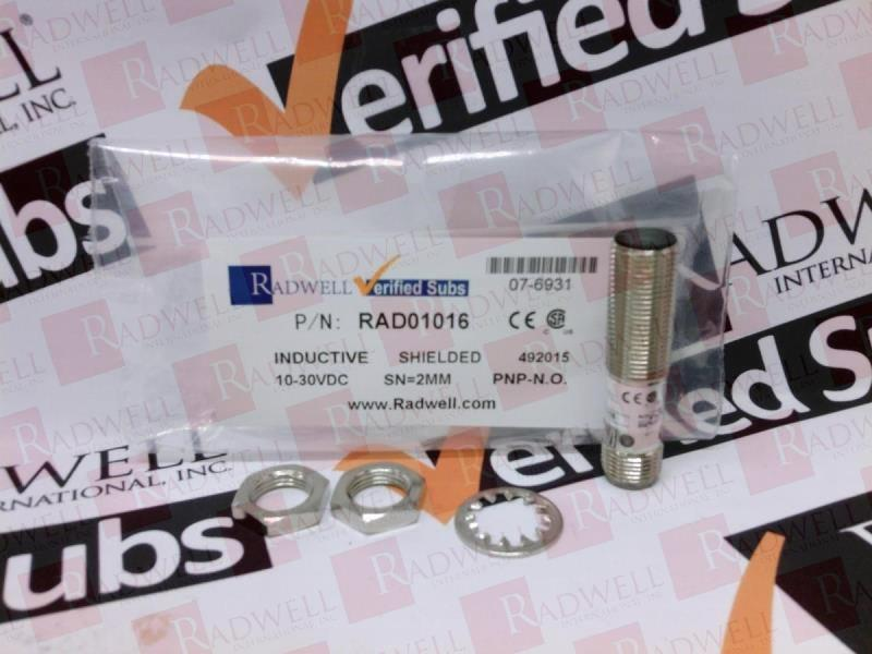 RADWELL VERIFIED SUBSTITUTE XS512B1PAM12-SUB
