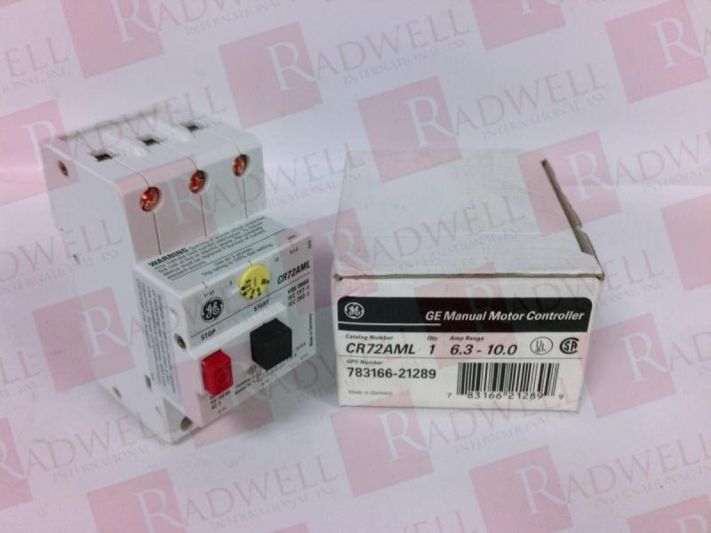 CR72AML by GENERAL ELECTRIC - Buy or Repair at Radwell - Radwell.ca
