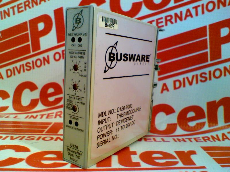 BUSWARE DIRECT D120-2000