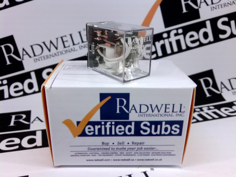 RADWELL VERIFIED SUBSTITUTE RAP-4A0-115SUB