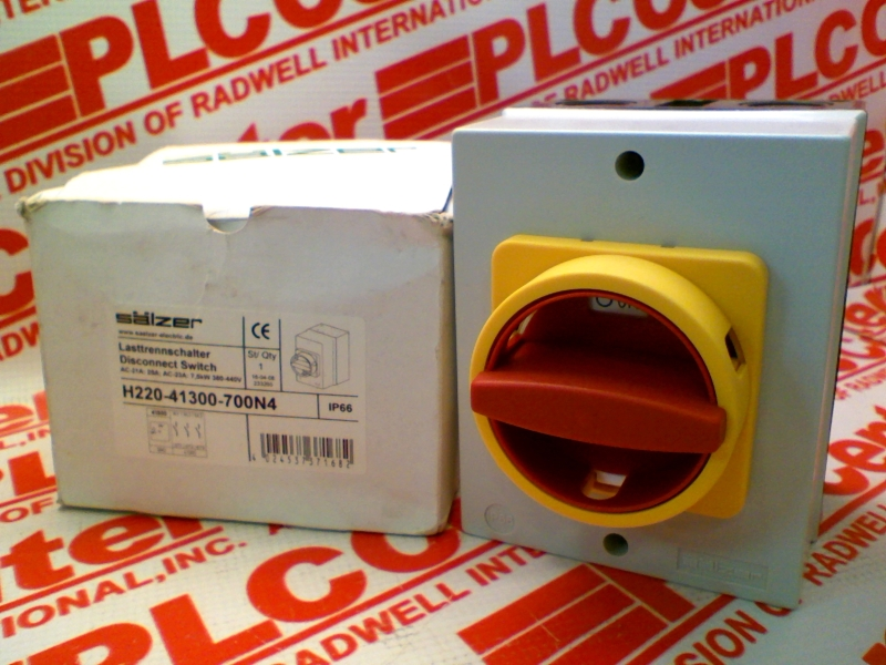 SALZER H220-41300-700N4