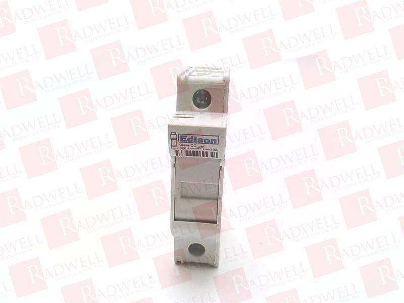 BUSSMANN EHCC1DU EHCC1DU Surplus No Box
