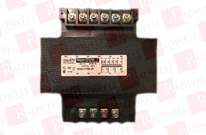 MICRON TRANSFORMER B350-0799-3F