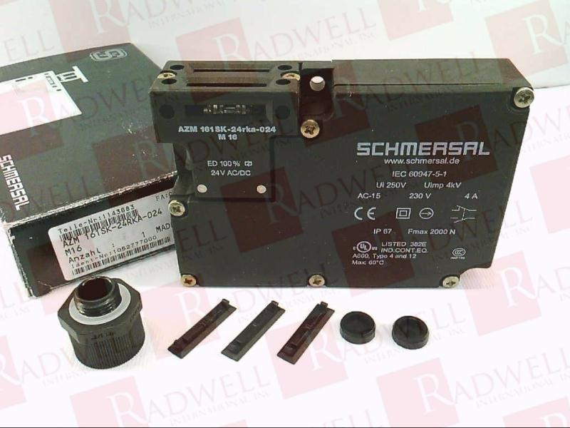 SCHMERSAL AZM-161SK-24RKA-024 1