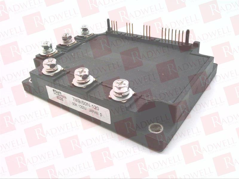 FUJI ELECTRIC 7MBI50N-120
