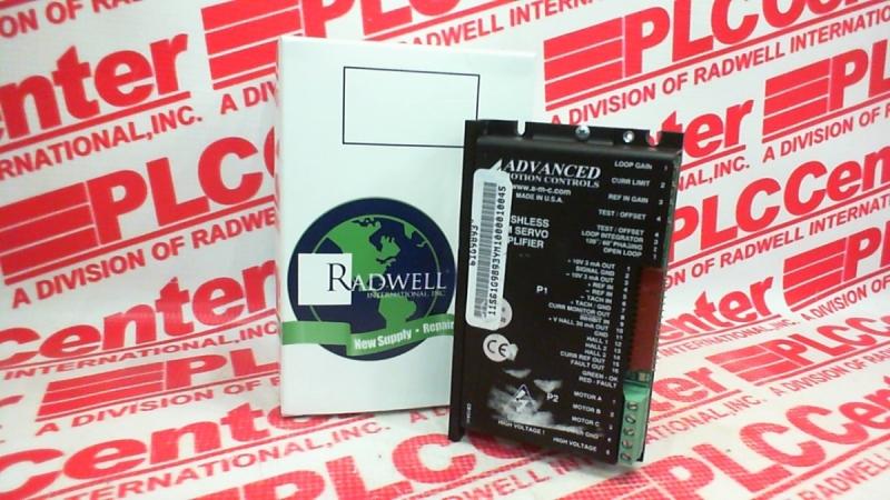 ADVANCED MOTION CONTROLS B12A6L-IBM1 1