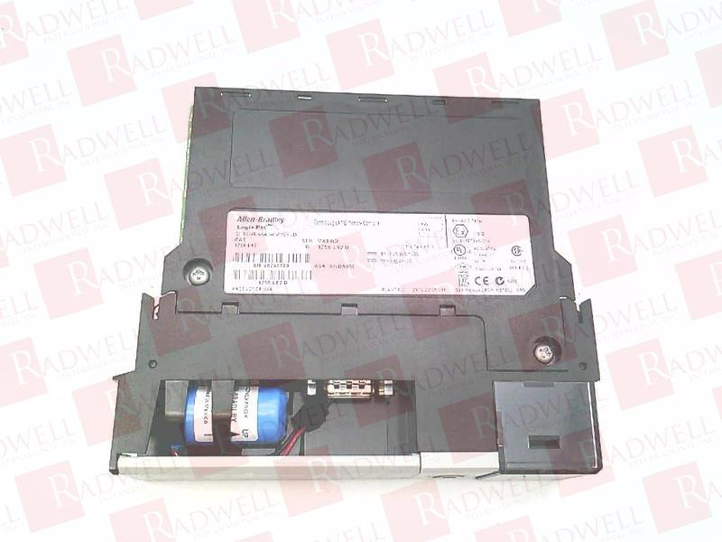 1756-L62 by ALLEN BRADLEY - Buy or Repair at Radwell - Radwell com