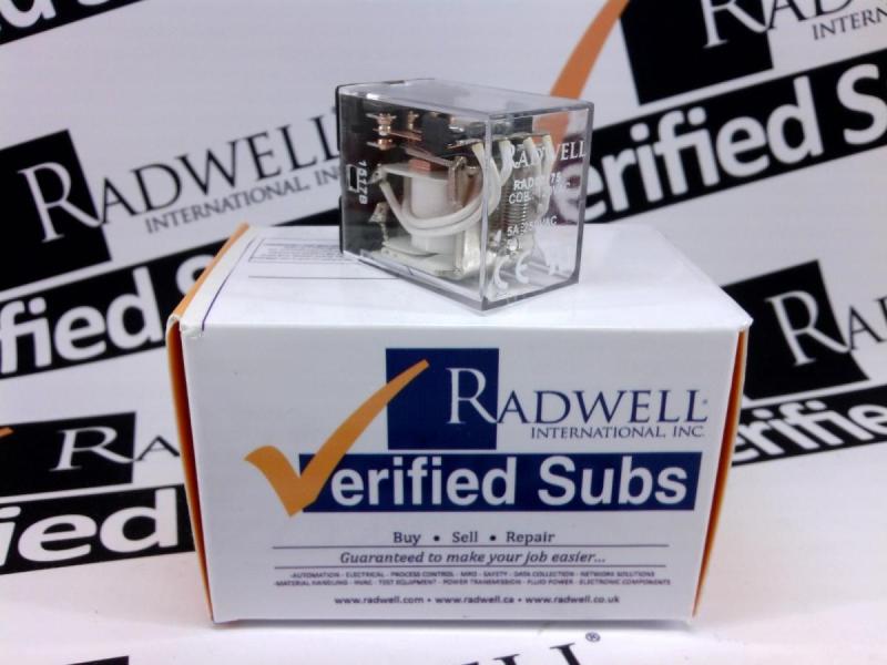RADWELL VERIFIED SUBSTITUTE RA4A2115SUB