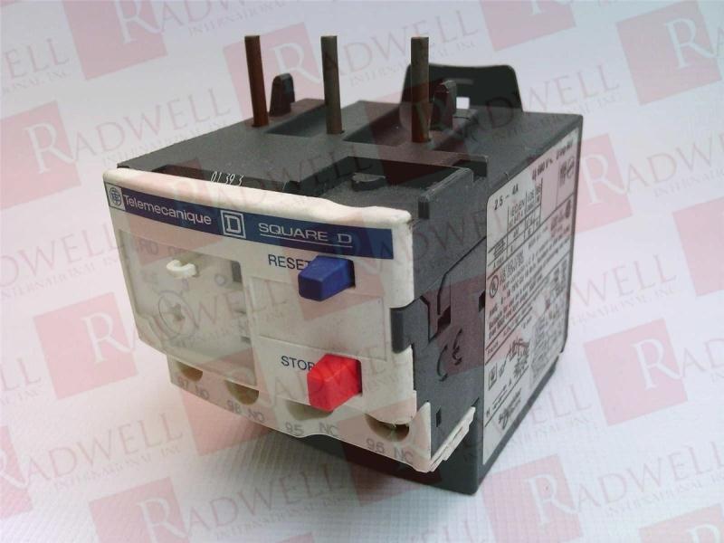 SCHNEIDER ELECTRIC LRD-08