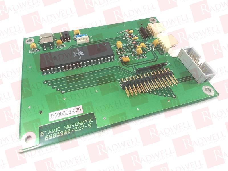 ETAMIC E500300-027-B