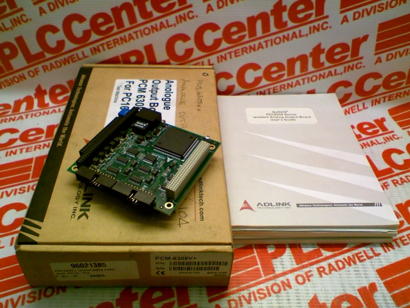 ADLINK PCM-6308V