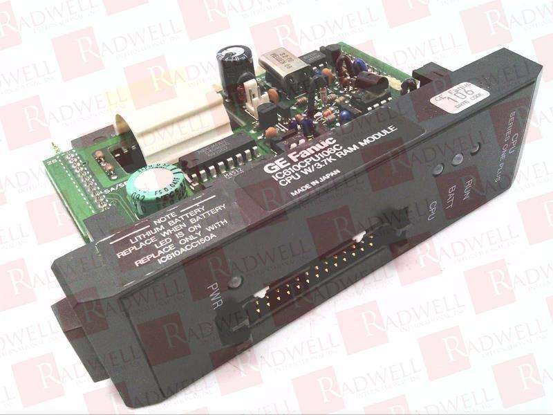 FANUC IC610CPU105 0