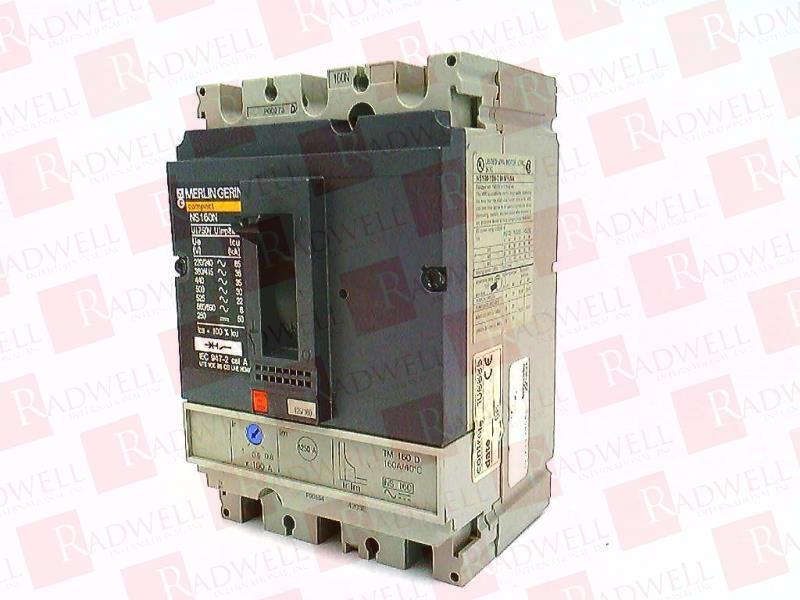 SCHNEIDER ELECTRIC NS100-160-250-N/H/NA 0