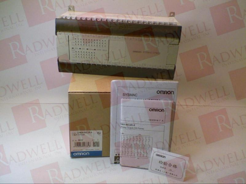 OMRON CPM2A-60CDR-A