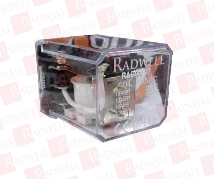RADWELL VERIFIED SUBSTITUTE AAE-KUP11A-120VAC-SUB