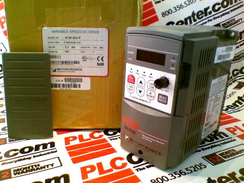 VCM-202-P by MOTORTRONICS - Buy or Repair at Radwell - Radwell com