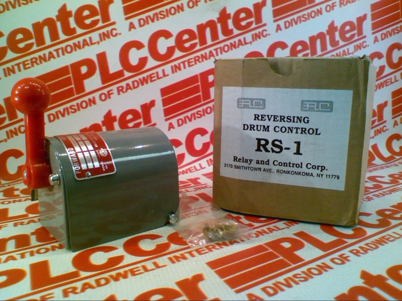 RELAY & CONTROLS RS-1