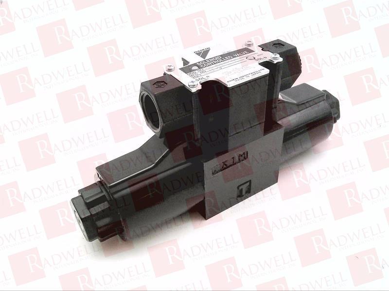 DIrectional Solenoid Hydraulic Valve NEW KS0-G02-2CA-30-EN Daikin