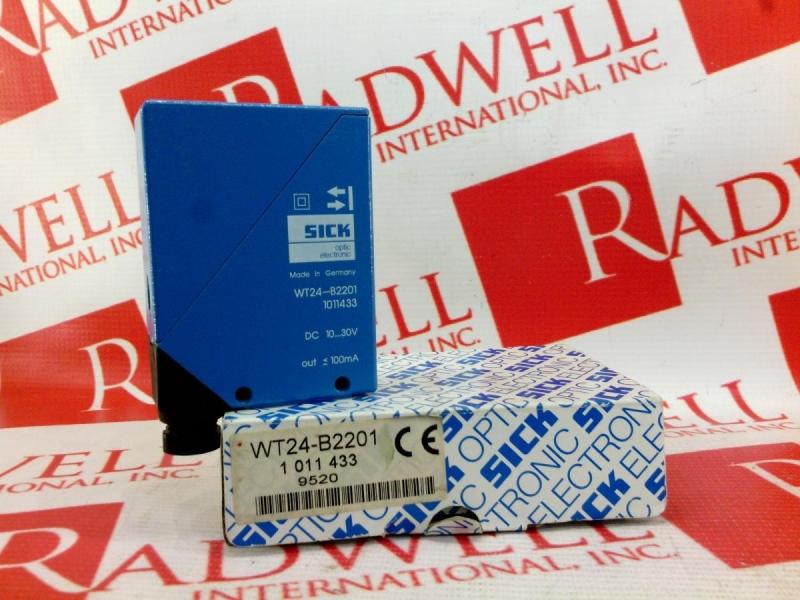 SICK OPTIC ELECTRONIC WT24-B2201
