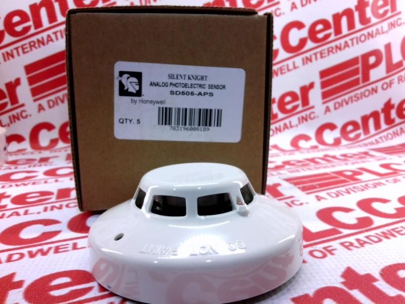 SILENT KNIGHT SECURITY SYS SD505-APS