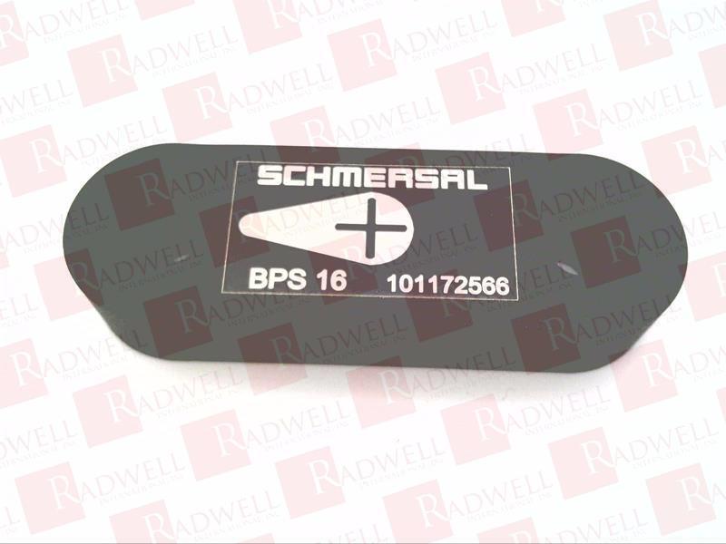 SCHMERSAL BPS16 0