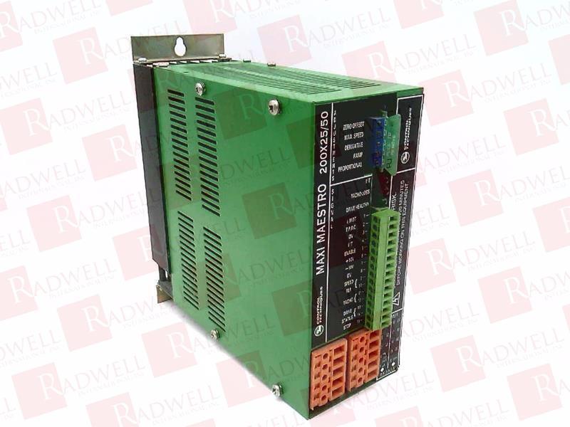 NIDEC CORP 200-X25/50
