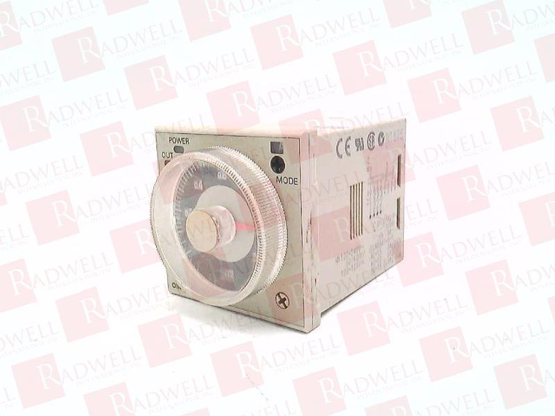 OMRON H3CR-A 24-48VAC 50/60HZ 1