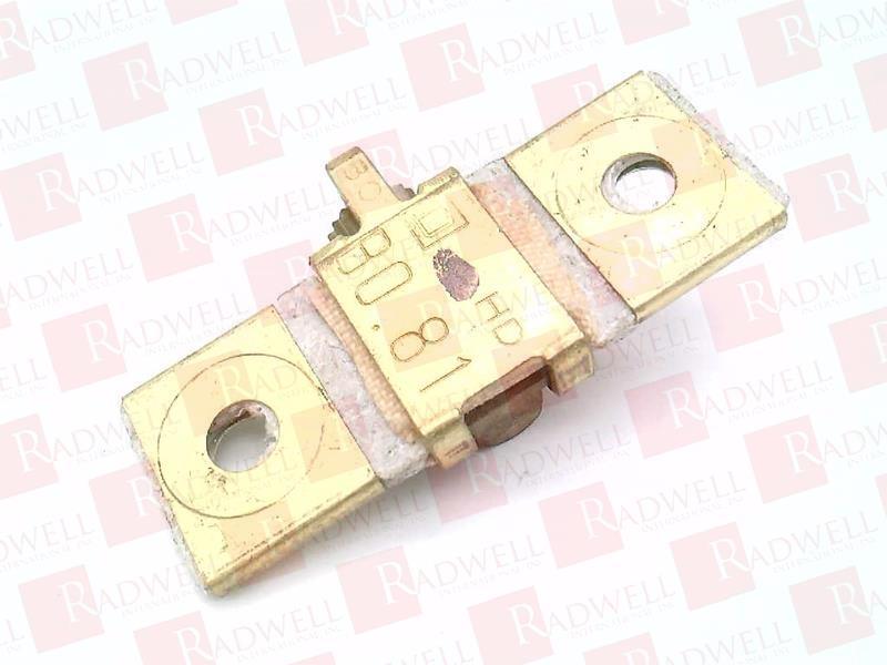 SCHNEIDER ELECTRIC B0.81 0
